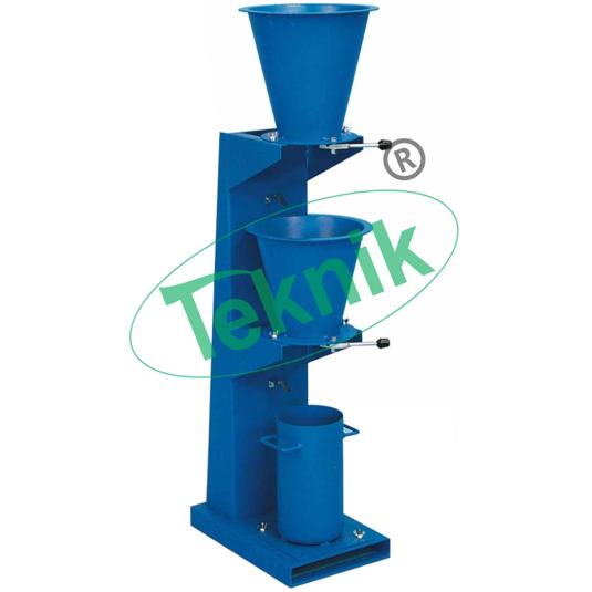 Civil-Engineering-Concrete-Testing-Equipment-Compaction-Factor-Apparatus