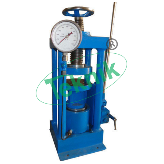 Civil-Engineering-Concrete-Testing-Equipment-Compression-Testing-Machine---Hand-Operated-Pillar-Type