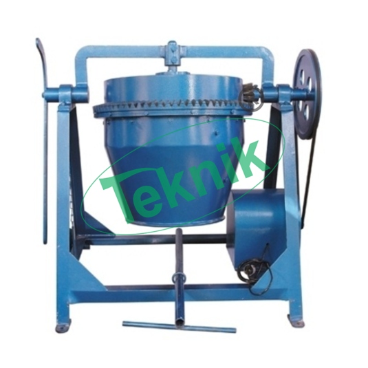 Civil-Engineering-Concrete-Testing-Equipment-Concrete-Mixer-Laboratory-Type