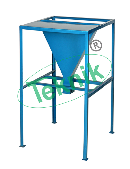 Civil-Engineering-Concrete-Testing-V-Funnel-Apparatus