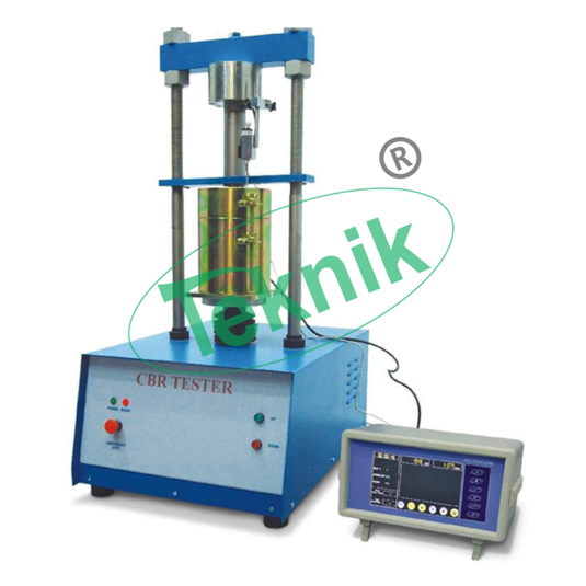 Civil-Engineering-Soil-Testing-Equipment-Digital-C.B.R.-Apparatus
