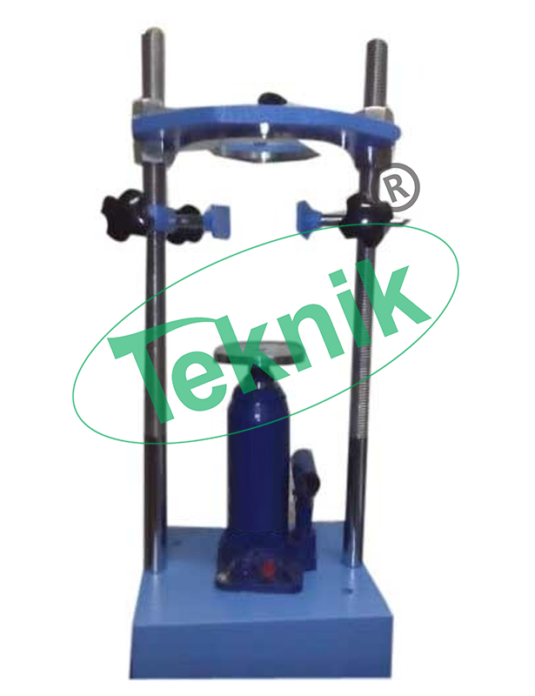 Civil-Engineering-Soil-Testing-Equipment-Extractor-Frame-Hydraulic