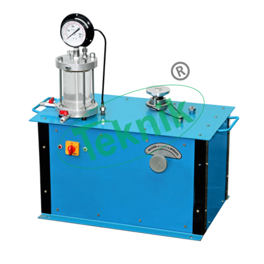 Civil-Engineering-Soil-Testing-Equipment-Lateral-Pressure-Assembly