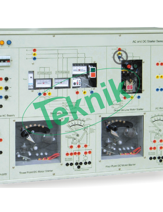 Electrical-Electronics-Engineering-AC-DC-Stater-Demostrator