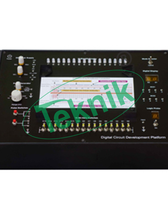 Electrical-Electronics-Engineering-Basic-Digital-Circuits-Development-Platform
