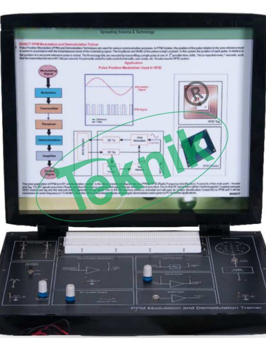 Electrical-Electronics-Engineering-Basic-PPM-Modulation-and-Demodulation-Trainer