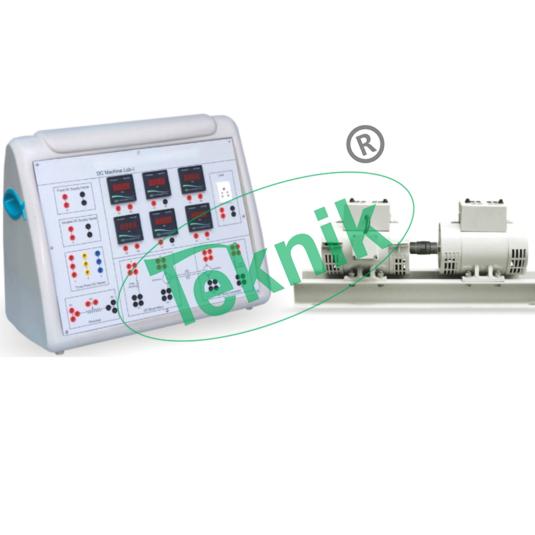 Electrical-Electronics-Engineering-DC-Machine-Lab-I