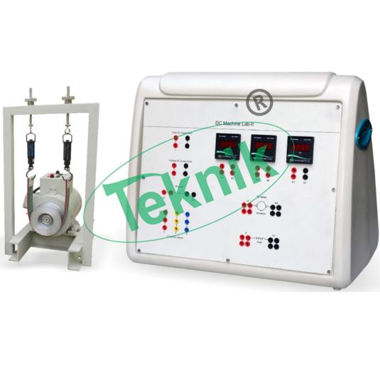 Electrical-Electronics-Engineering-DC-Machine-Lab-II