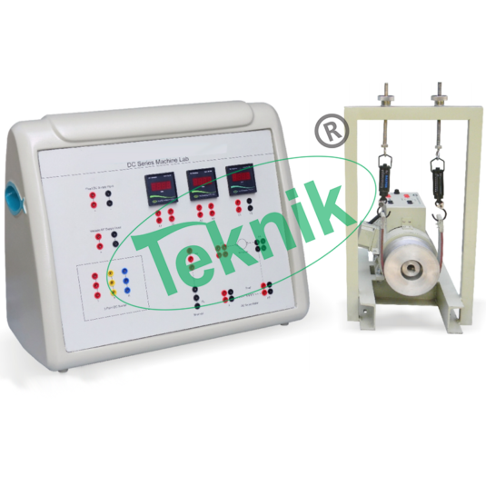Electrical-Electronics-Engineering-DC-Series-Machine-Lab