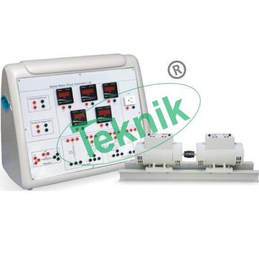 Electrical-Electronics-Engineering-DC-Series-Motor-Shunt-Generator-Lab