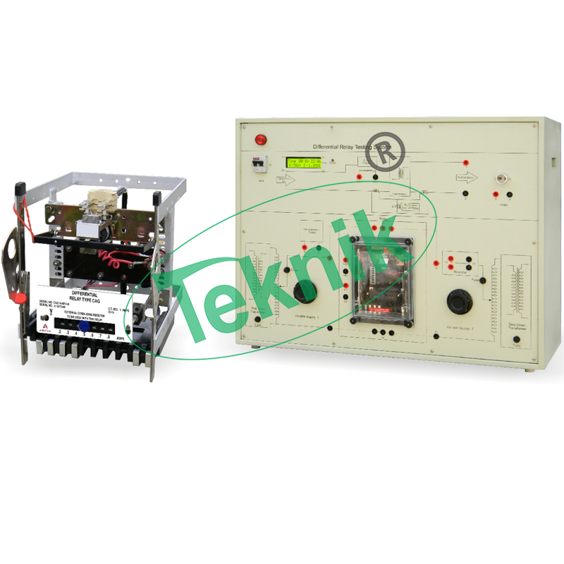 DIFFERENTIAL RELAY TESTING SYSTEM Microteknik