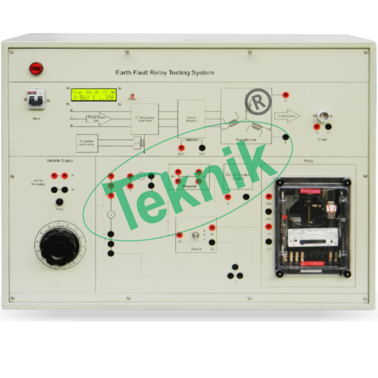 Electrical-Electronics-Engineering-Earth-Fault-Relay-Testing-System