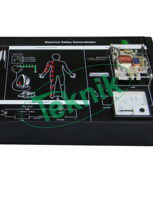 Electrical-Electronics-Engineering-Electrical-Safety-Demonstrator