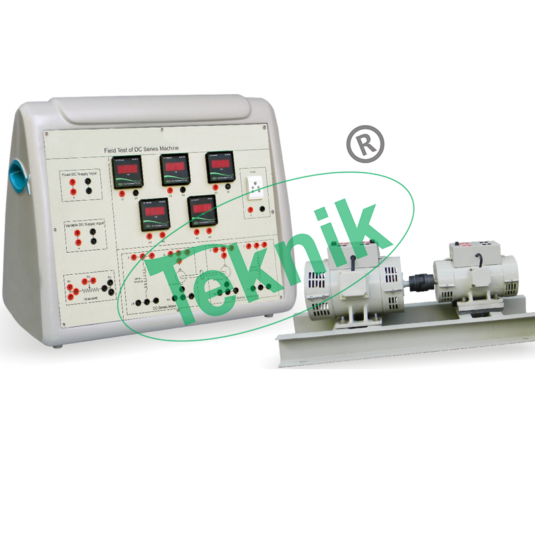 Electrical-Electronics-Engineering-Field-Test-DC-Series-Machine