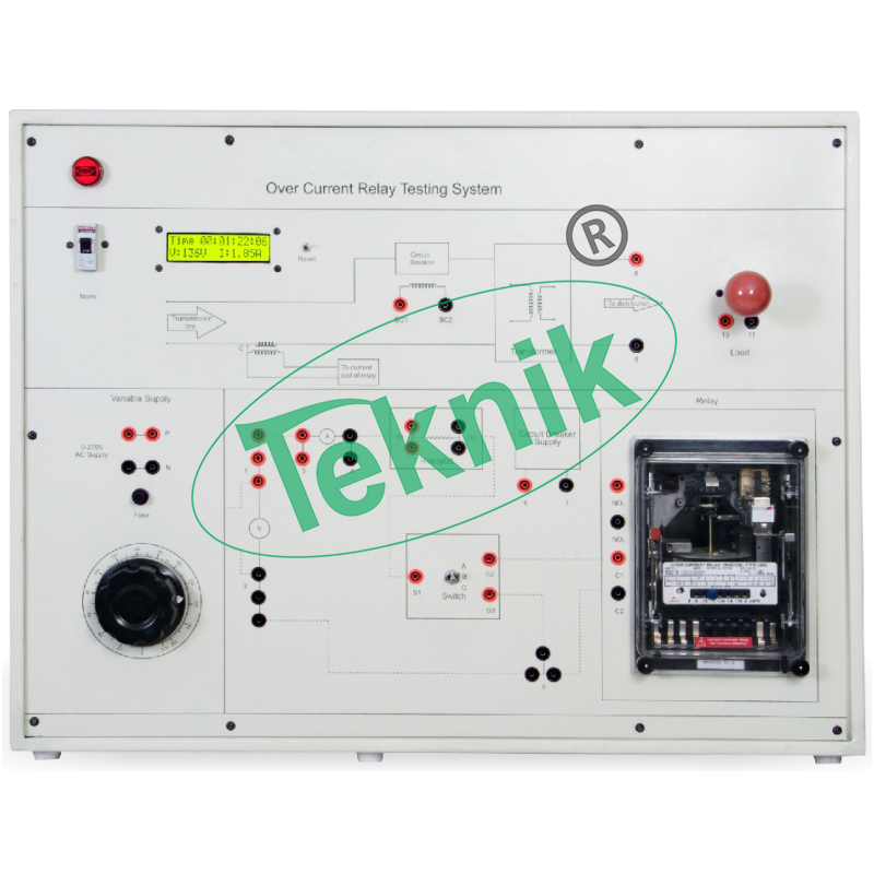 OVER CURRENT RELAY TESTING SYSTEM Microteknik