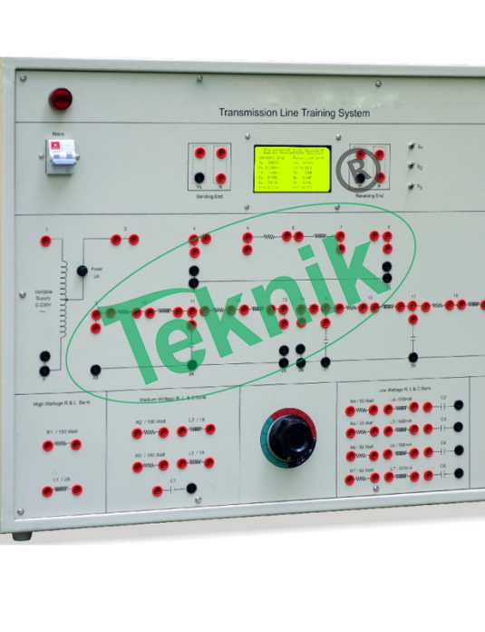 Electrical-Electronics-Engineering-Transmission-Line-Training-System
