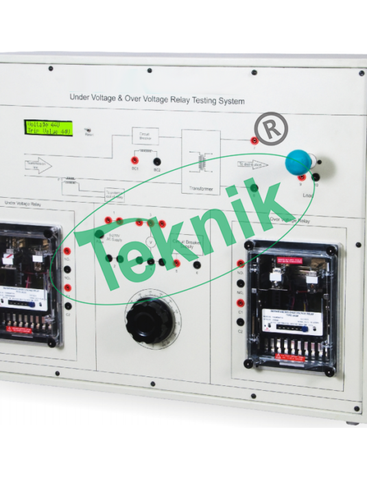 Electrical-Electronics-Engineering-Under-Voltage-Over-Voltage-Relay-Testing-System
