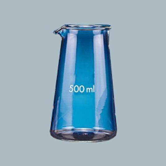 Laboratory-Glassware-Beaker-Conical-Form