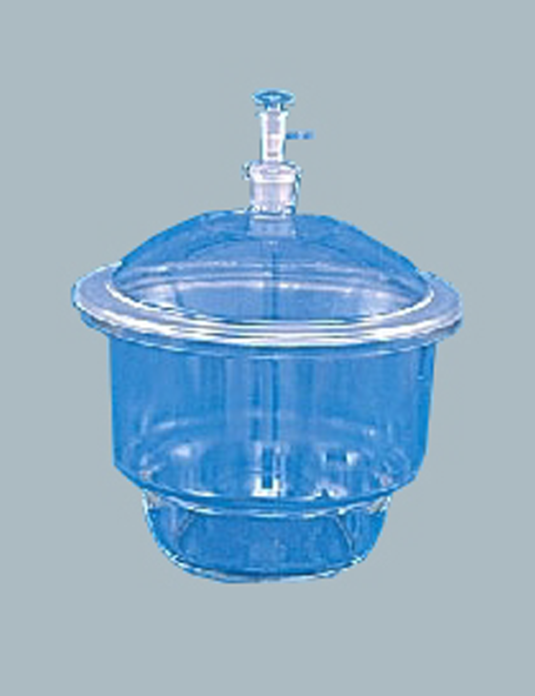 Laboratory-Glassware-Dessicator-with-Lid-Vacuum-Die-pressed