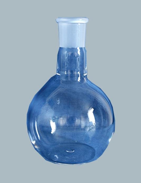 Laboratory-Glassware-Flask-Round-Bottom-Single-Neck