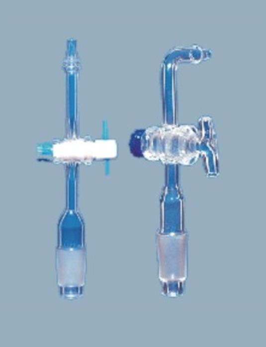 Laboratory Glassware Rubber Tubing Adapters