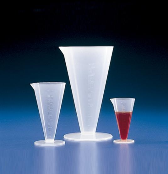 Laboratory-Plastic-ware-Conical-Measures