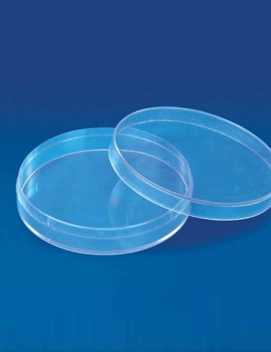 Laboratory-plasticware-Petri-Dish-(Disposable)