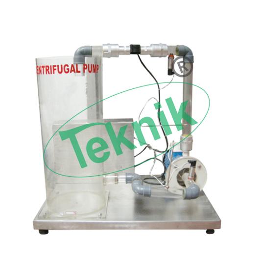 Machenical-Engineering-Fluid-Machenics-Centrifugal-Pump-Demonstration-Unit