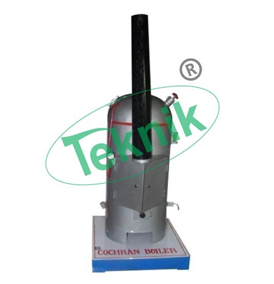 Mechanical-Engineering-Equipment-Applied-Mechanics-Cochran-Boiler-Model