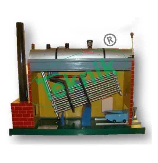 Mechanical-Engineering-Equipment-Applied-Mechanics-Model-Of-Babcock-And-Wilcox-Boiler