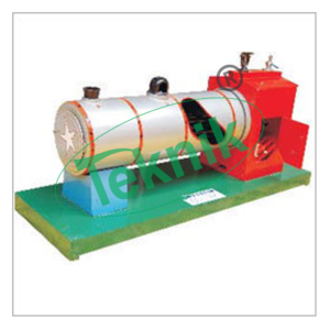MODEL OF LOCOMOTIVE BOILER