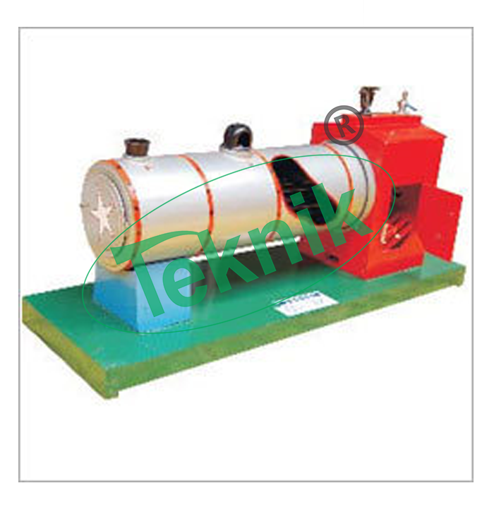 MODEL OF LOCOMOTIVE BOILER - Microteknik