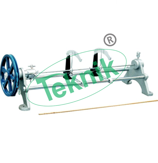Mechanical-Engineering-Equipment-Applied-Mechanics-Torsion-Apparatus-Searle's-Type