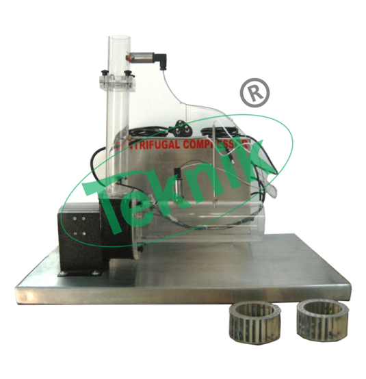 Mechanical-Engineering-Fluid-Mechanics-Centrifugal-Compressor-Demonstration-Unit