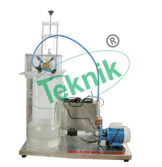 Mechanical-Engineering-Fluid-Mechanics-Impulse-Turbine
