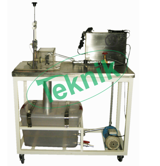 Mechanical-Engineering-Fluid-Mechanics-Propeller-Turbine