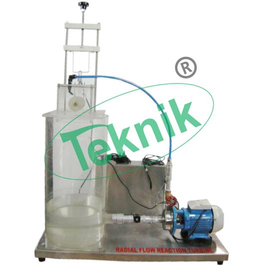Mechanical-Engineering-Fluid-Mechanics-reaction-turbine