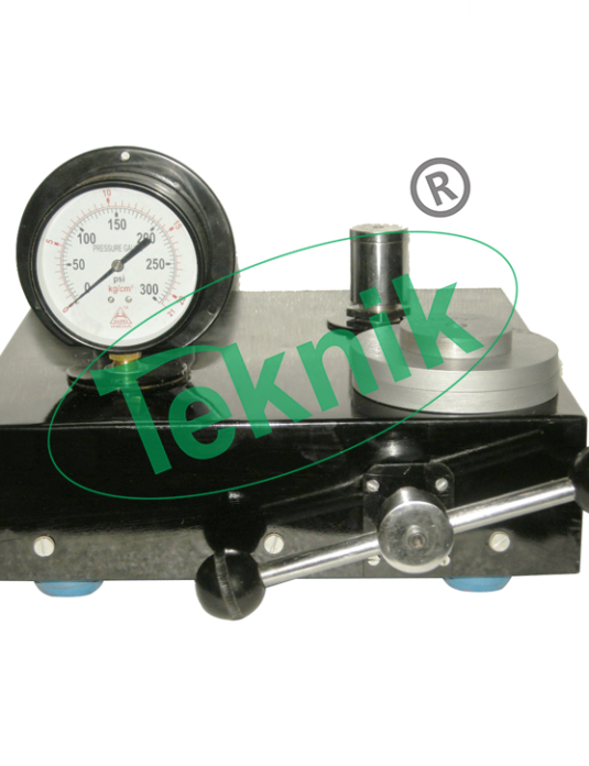 Mechanical-Engineering-Fluid-Mechnics-equipment-Dead-Weight-Pressure-Gauge-Calibrator