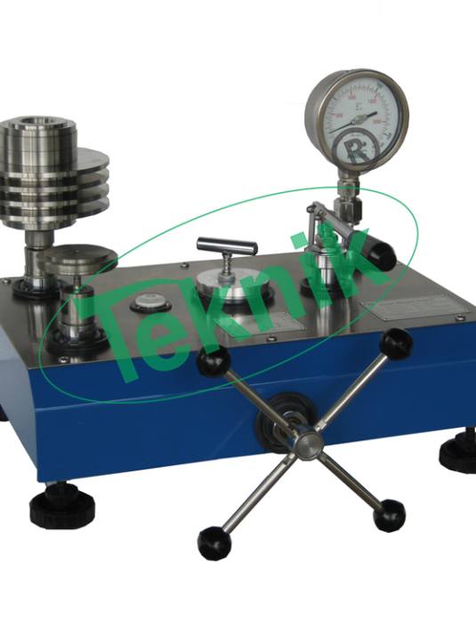 Mechanical-Engineering-Fluid-Mechnics-equipment-Precision-Pressure-Gauge-Calibrator