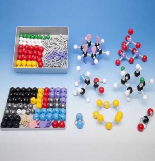 Plasticware-Atomic-model-set
