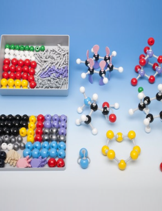 Plasticware-Atomic-model-set