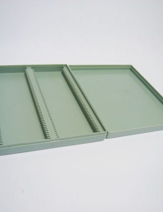 Plasticware-slide-box