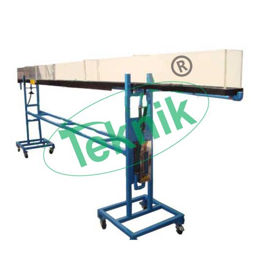 Mechanical-Engineering-Fluid-Mechnics-equipment-Flow-Channel
