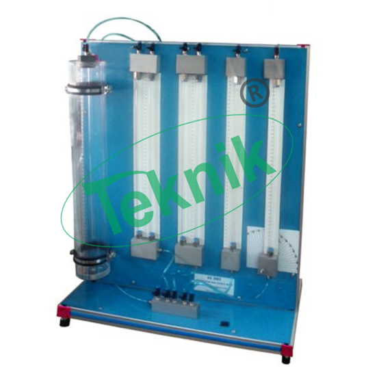 Mechanical-Engineering-Fluid-Mechnics-equipment-Fluid-Statics-And-Manometry