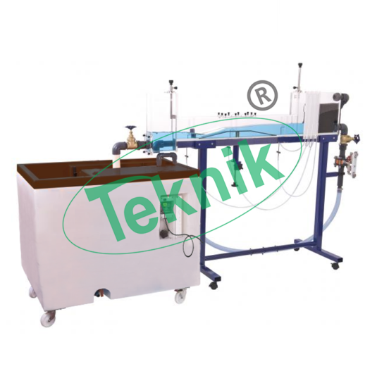 Mechanical-Engineering-Fluid-Mechanics-equipment-Hydraulic-Flow-Demonstrator