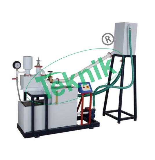 Mechanical-Engineering-Fluid-Mechnics-equipment-Hydraulic-Ram