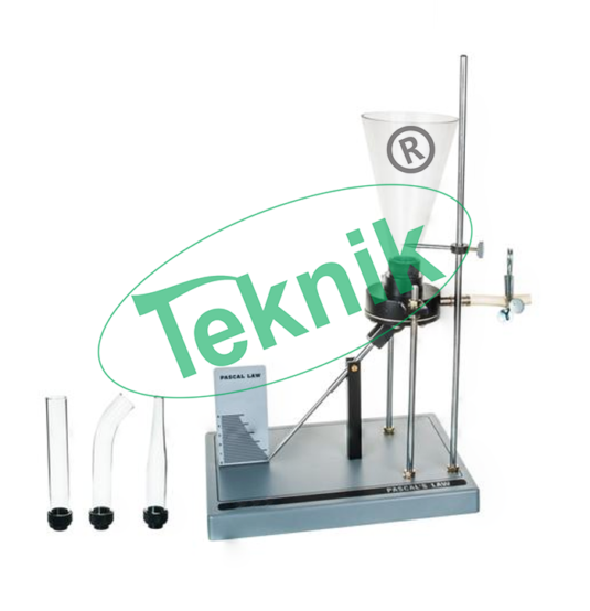Mechanical-Engineering-Fluid-Mechnics-equipment-Pascal-law-apparatus