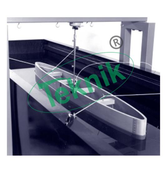 Mechanical-Engineering-Fluid-Mechanics-equipment-Ships-Vibration-Test-Model