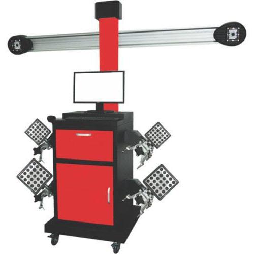 3d wheel alinement machine