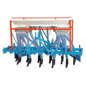 Automatic Seed Cum And Fertilizer Drill